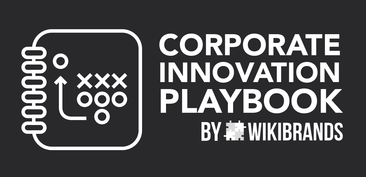 Wikibrands Corporate Innovation Playbook